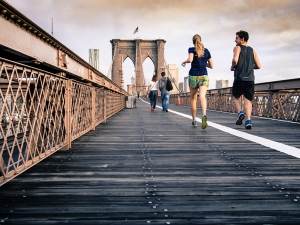 runnersonbrooklynbridge